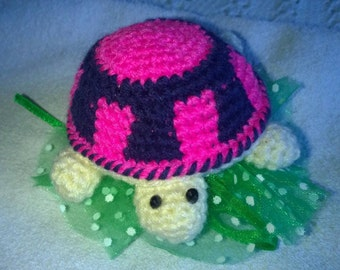 Favor Box Turtle