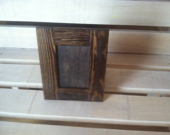 Rustic Barnwood Picture Frames