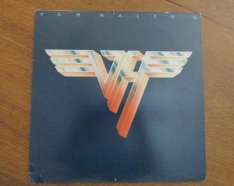 Van Halen, Van Halen II - 1979 Vinyl LP