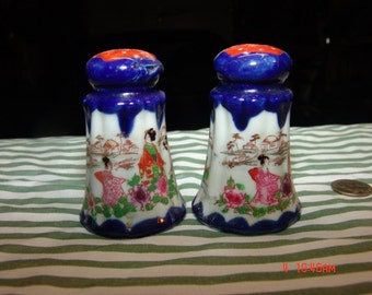 Asian Salt and Pepper Shakers