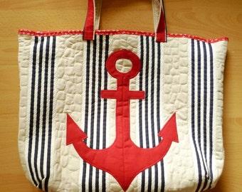 Beach bag handbag sea air