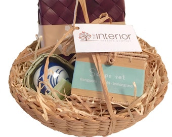 Fair Trade Gift Basket 002