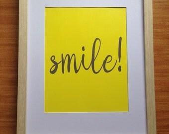 Smile! Print.