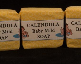 Calendula Baby Mild Soap