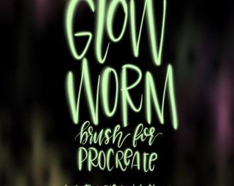 Glow Worm Etsy
