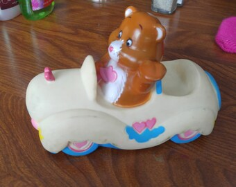 Vintage care bear toy