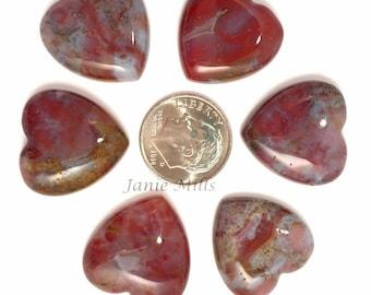 Navarez Agate heart 20mm