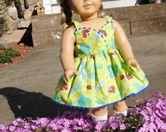 American Girl Sundress