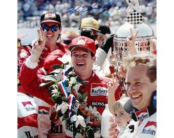 Al Unser Jr. Celebration at Indy 16X20 Photo