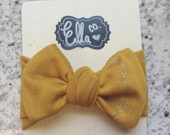 Gold ||Autumn|| Bow!