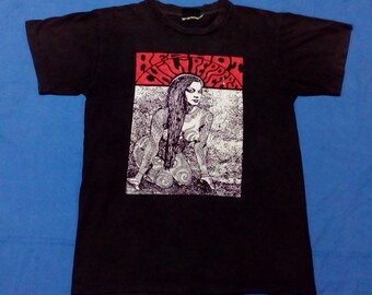 Vintage 90's Red Hot Chili Peppers small size