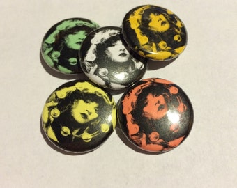 "Stevie Nicks 1"" Button"