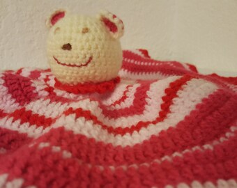 Soft cloth bear