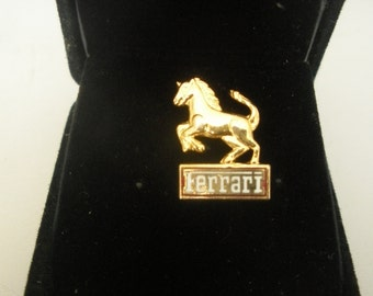 Ferrari Hat Pin/Lapel Pin