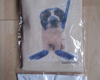 Summer doggie bag