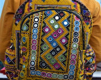 custom made gypsy  backpack