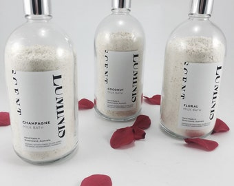 Floral - Milk Bath Collection