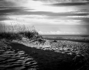 North Carolina Beach, Fine Art Print, North Carolina, Wall Art, Photograph, Various sizes, #169