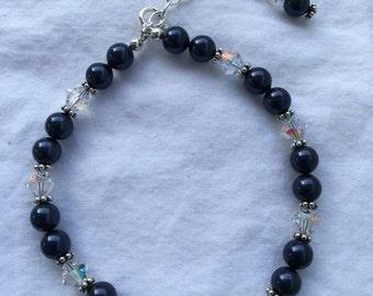 Handmade Bridesmaid Bracelet
