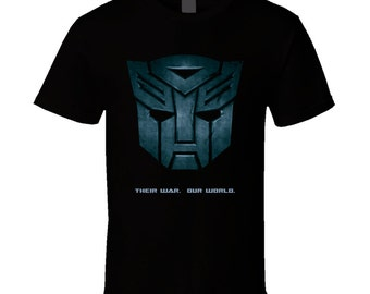 Transformers Autobots T Shirt
