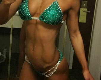 Bikini Competition Suit