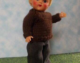 Jeans for Ginny GREY DENIM