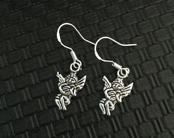Loveky little cherub Earrings