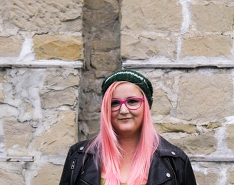 ON SALE Slytherin Inspired Toque