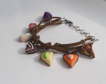 Piece of Cake Bracelet