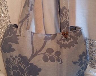 Handmade Fabric Handbag
