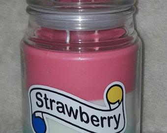 Multi Fragrance Soy Candle 18 oz Glass Jar