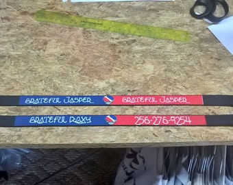 Grateful Dog Collar