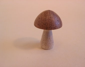 Fairy garden toad stool