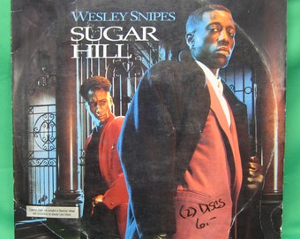 Wesley Snipes Sugar Hill - Widescreen - Fox Video LaserDisc