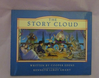 The Story Cloud Children's Book
