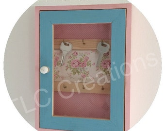 Shabby Chic Key Box