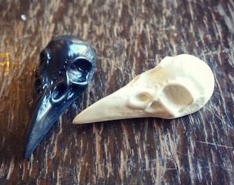 Small Skull Blanks x 2