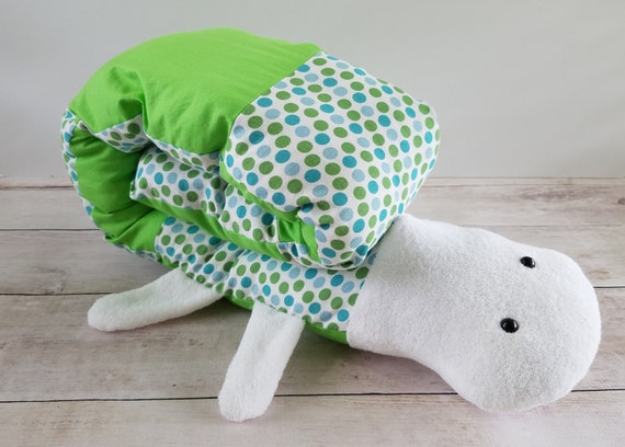 Baby Soft Toy Turtle | Stuffed Turtle Pillow | Baby Bumper Pillow ...