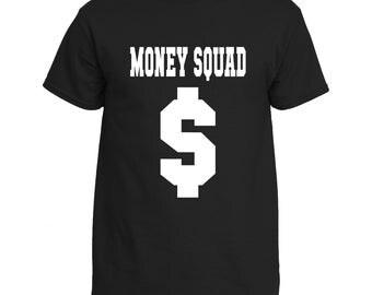 CUTSOM LISTING*** Money Squad