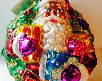 Vintage Christopher Radko Ornament A Gift For Giving