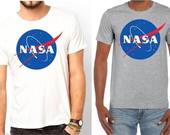 Nasa t shirt nerd geek !!