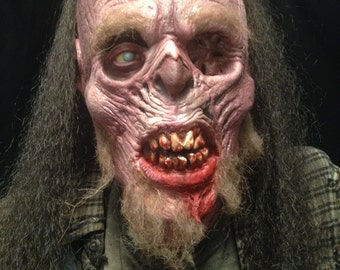 Big Headed Justin Life Size Poseable Zombie Prop
