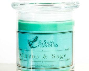 Citrus & Sage Candle
