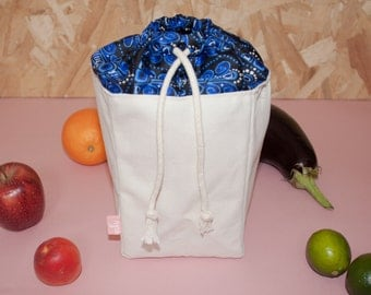 Bag fruits & vegetables