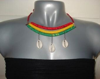 Necklace ethnic spirit