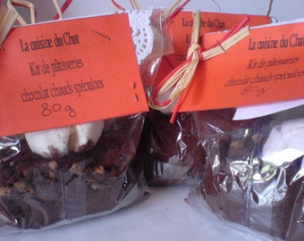 Chocolate Kit hot speculaas