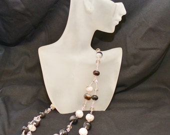 MODERN QUARTZ Necklace