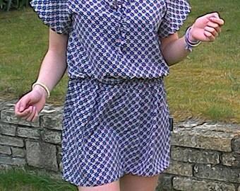 Small summer dress size 38