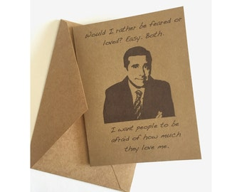 Michael Scott Card