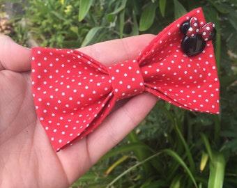 Minnie Mouse Polka Dot Bow